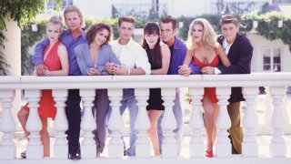 Beverly Hills, 90210: un wallpaper della serie
