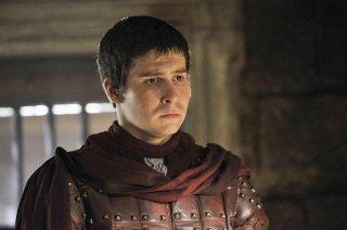 Il trono di spade: Kerry Ingram nell'episodio Breaker of Chains, quarta stagione