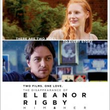 The Disappearance of Eleanor Rigby: la locandina del film