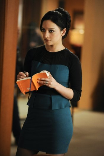 The Good Wife: Archie Panjabi nell'episodio All Tapped Out