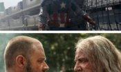 Box Office: Noah e Captain America in vetta alle classifiche