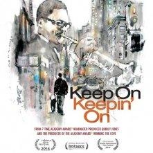 Keep on Keepin\' On: la locandina del film