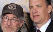 Steven Spielberg e Tom Hanks in piena Guerra Fredda
