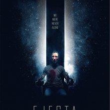 Ejecta: la locandina del film