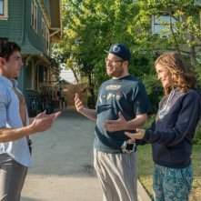 Neighbors: Seth Rogen e Rose Byrne a confronto con Zac Efron