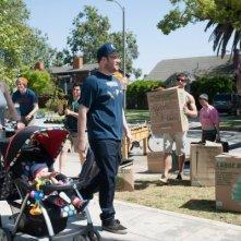 Neighbors: Seth Rogen e Rose Byrne portano a passeggio il loro bambino