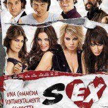 Sex - Una commedia sentimentalmente scorretta: la locandina
