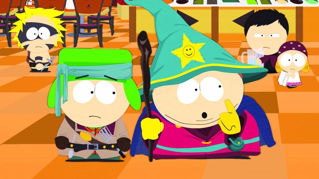 South Park Un Immagine Tratta Dall Episodio Titties And Dragons 367214