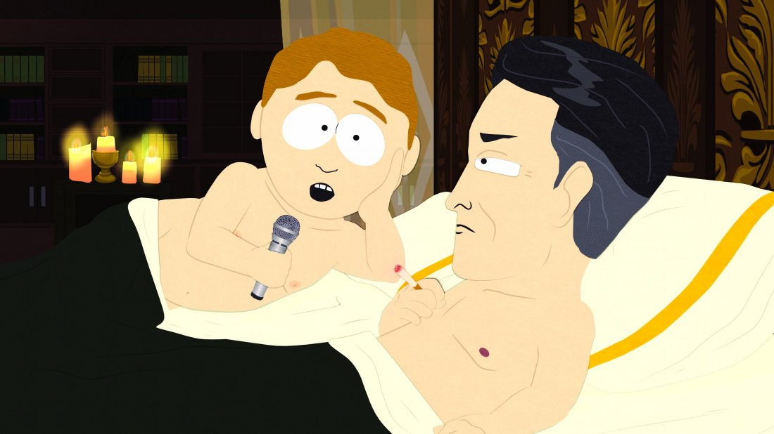 South Park Una Scena Dell Episodio A Song Of Ass And Fire 367211
