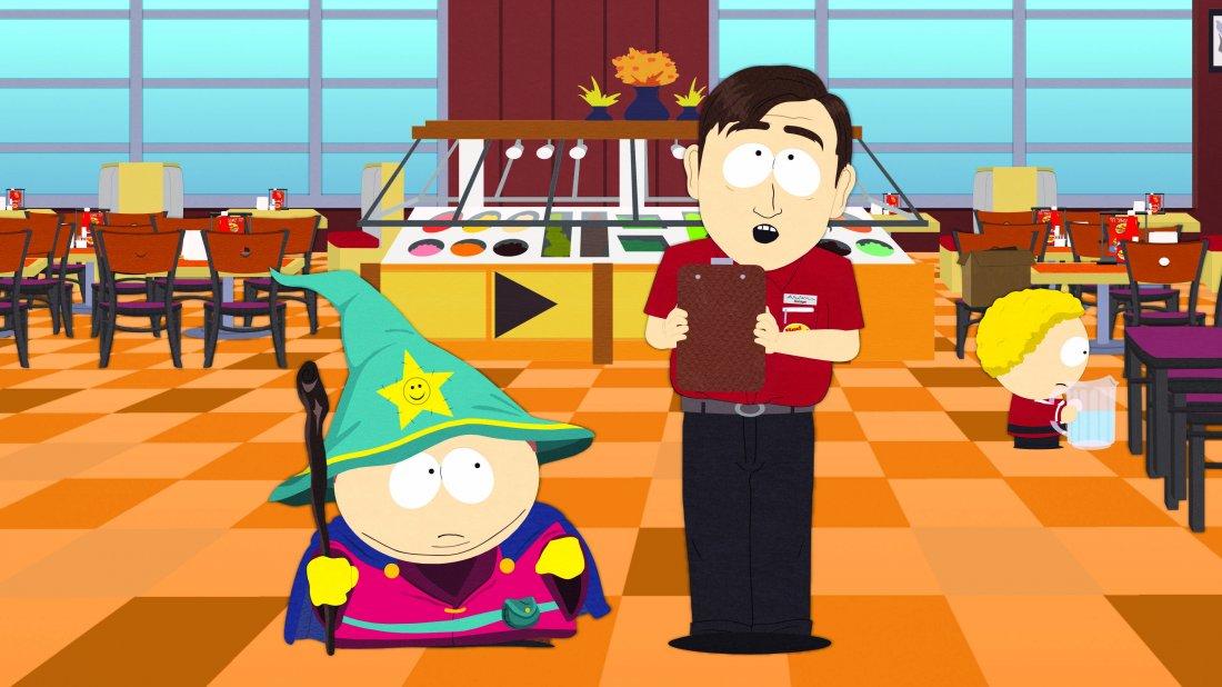 South Park Una Scena Dell Episodio Della Stagione 17 Titties And Dragons 367219
