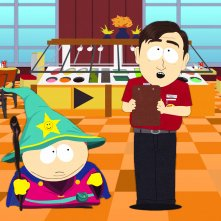South Park: una scena dell'episodio della stagione 17 Titties and Dragons