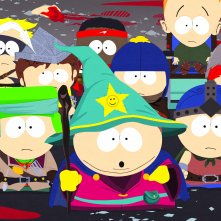 South Park: una scena tratta dall'episodio Titties and Dragons