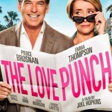 The Love Punch: la locandina del film