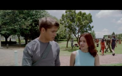 Trailer 2 - The Giver