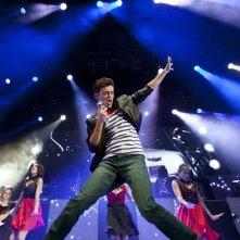 Violetta - Backstage Pass: un'immagine del concerto milanese al centro dell'evento cinematografico