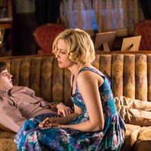 Bates Motel: Vera Farmiga e Freddie Highmore nell'episodio Meltdown della seconda stagione