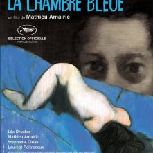 La chambre bleue: la locandina del film