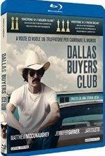 La copertina di Dallas Buyers Club (blu-ray)