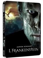 La copertina di I, Frankenstein 3D - Steelbook (blu-ray)