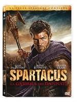 La copertina di Spartacus - La guerra dei dannati - Stagione 3 (dvd)