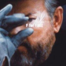 La locandina di F come falso - verità e menzogne