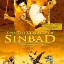 La locandina di Il 7º viaggio di Sinbad
