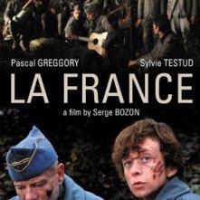 La locandina di La France