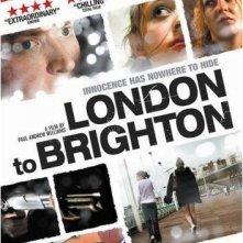 La locandina di London to Brighton