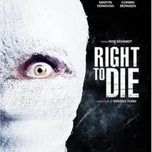 La locandina di Right to Die