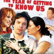 La locandina di The Year of Getting to Know Us