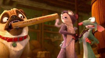 Nut Job - Operazione noccioline: un'immagine tratta dal film