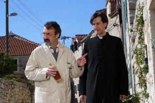 Padre vostro: Kresimir Mikic in una scena del film