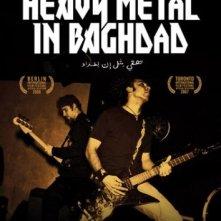 La locandina di Heavy Metal in Baghdad