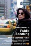 La locandina di Public Speaking