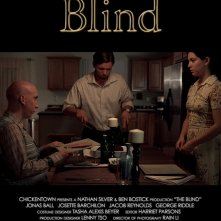 La locandina di The Blind