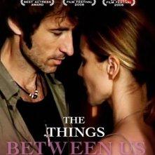 La locandina di The Things Between Us