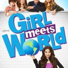 Girl Meets World: uno dei primi manifesti per la serie della Disney
