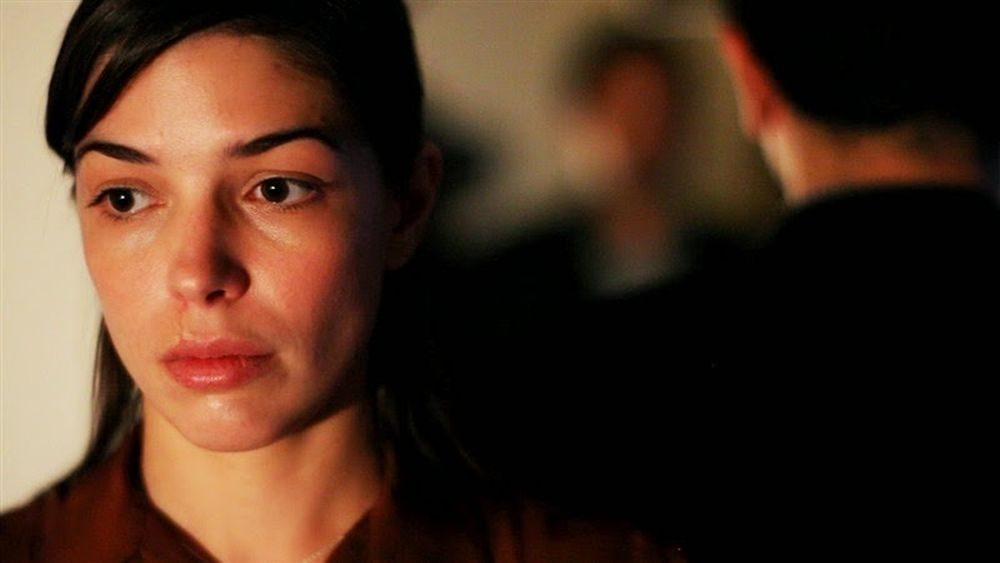 Goodbye to language: Héloise Godet in una scena del film