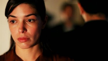 Goodbye to language: Héloise Godet in una scena del film