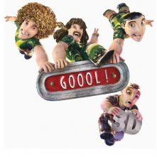 Goool!: la locandina italiana