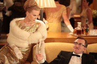Grace di Monaco: Nicole Kidman e Tim Roth in una scena del film nei panni di Grace Kelly e Ranieri III