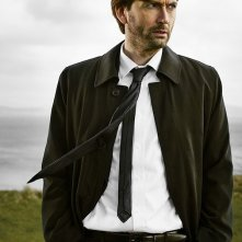 Gracepoint: manifesto per il personagio interpretato da David Tennant
