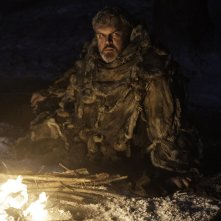 Il trono di spade: Kristian Nairn nell'episodio Oathkeeper, quarta stagione