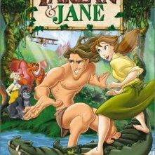 La locandina di Tarzan & Jane