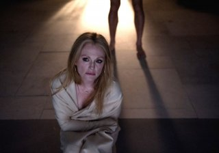 Maps to the stars: Julianne Moore in una scena