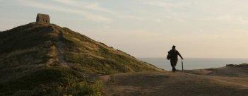 Mr. Turner: Timothy Spall in un'immagine panoramica del film