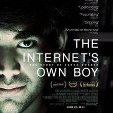 The Internet's Own Boy: The Story of Aaron Swartz: la nuova locandina del film