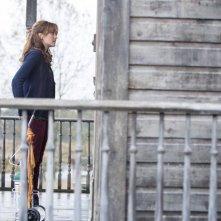 Bates Motel: Olivia Cooke nell'episodio The Box, della seconda stagione
