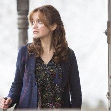 Bates Motel: Olivia Cooke nell'episodio The Box, della seconda stagione della serie