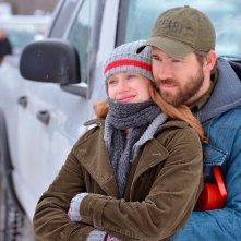 Captives: Ryan Reynolds in una scena del film insieme a Mireille Enos